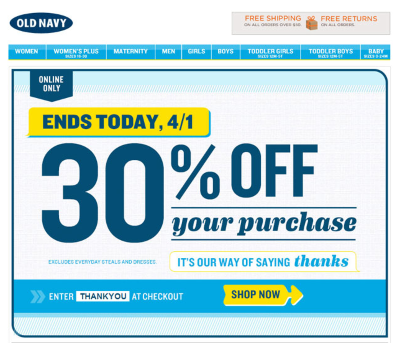 Promotional Emails That Get Attention (and ones that don't ...