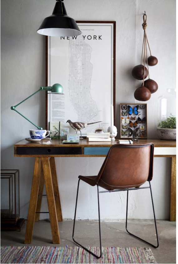 Home Office Ideas & Inspiration at 7.37.35 AM